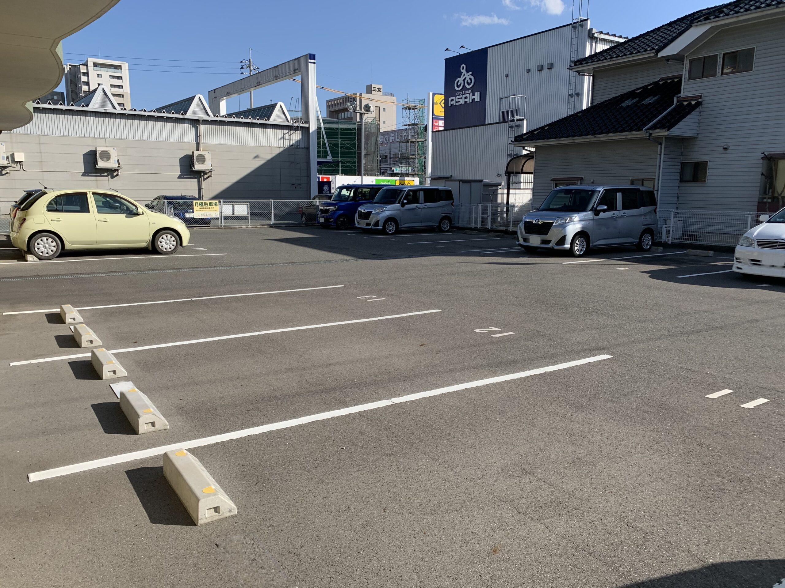 駅南 吉幸Ⅲ駐車場