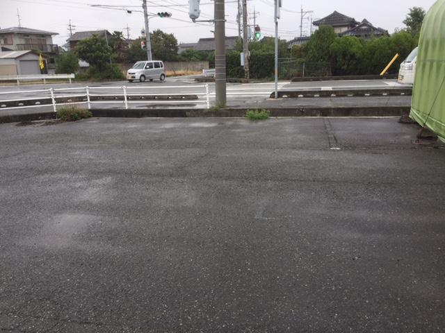 田島 駐車場
