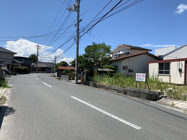 防府市中泉町