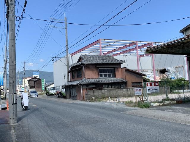 防府市自力町 (倉庫)