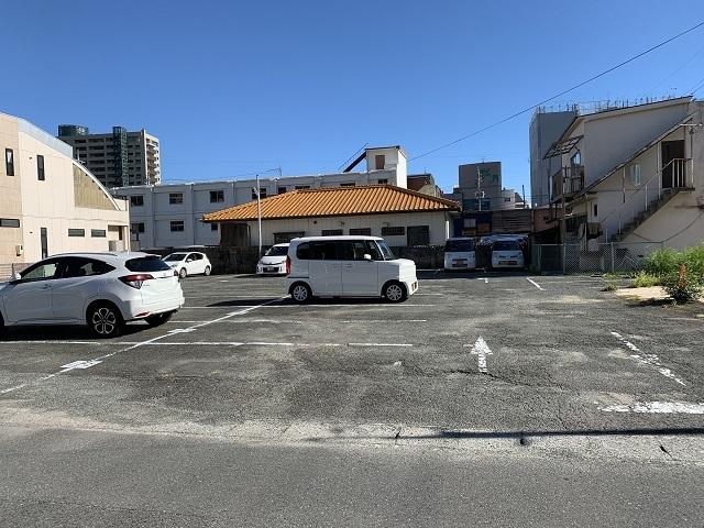 戎町 山下駐車場