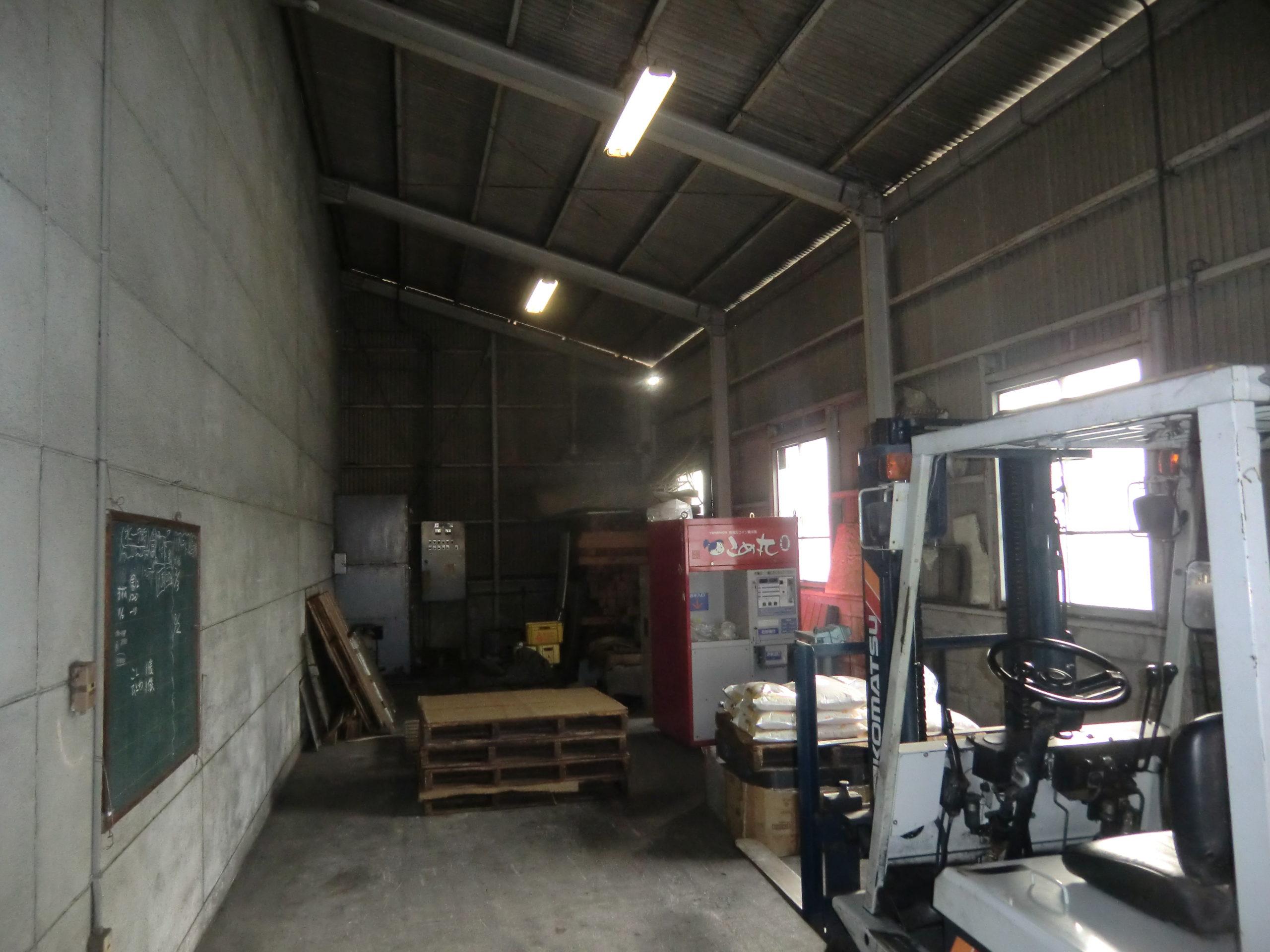 防府市緑町 事務所・倉庫