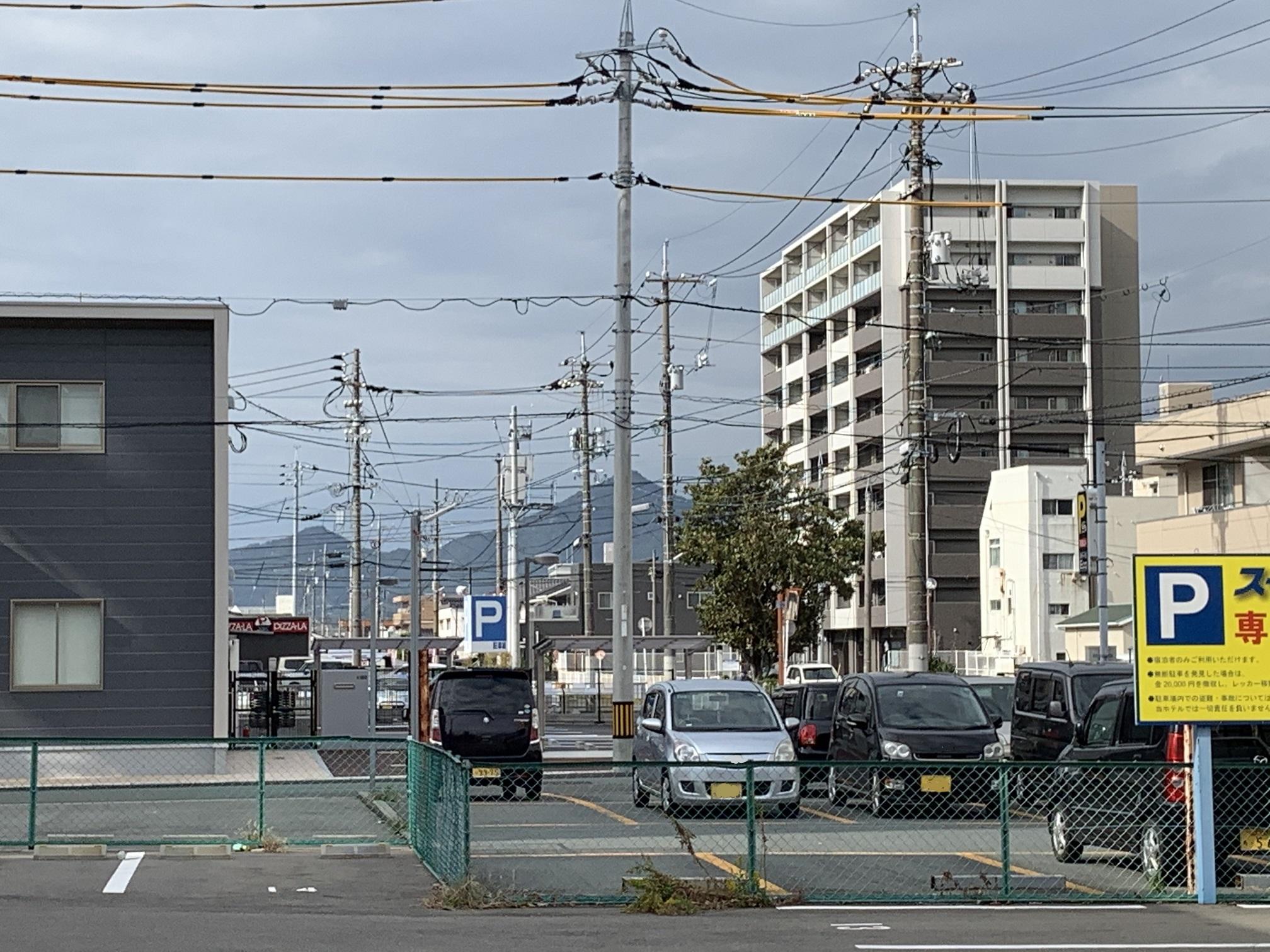 戎町駐車場(旧スペースECO)