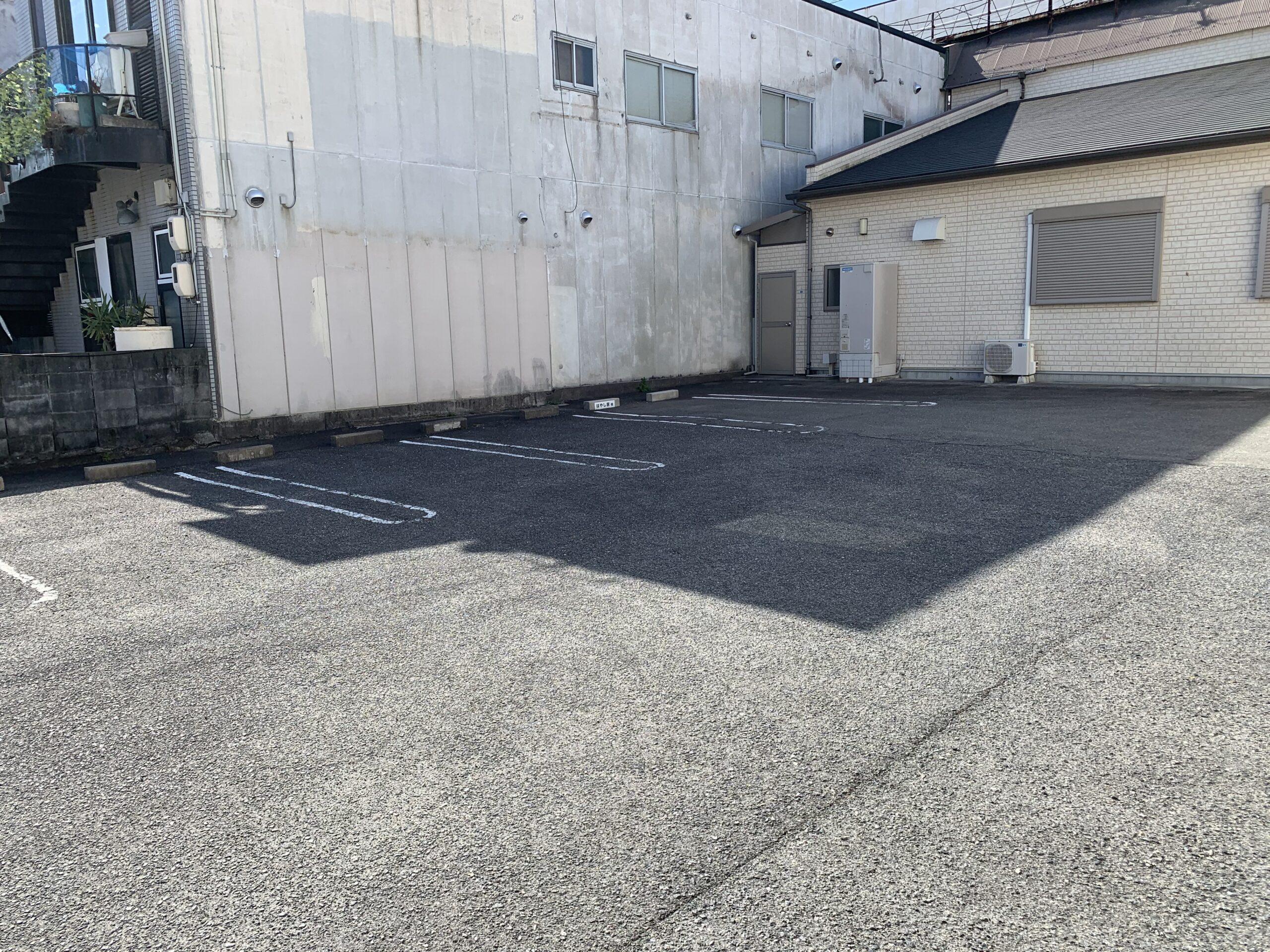 天神梅田駐車場